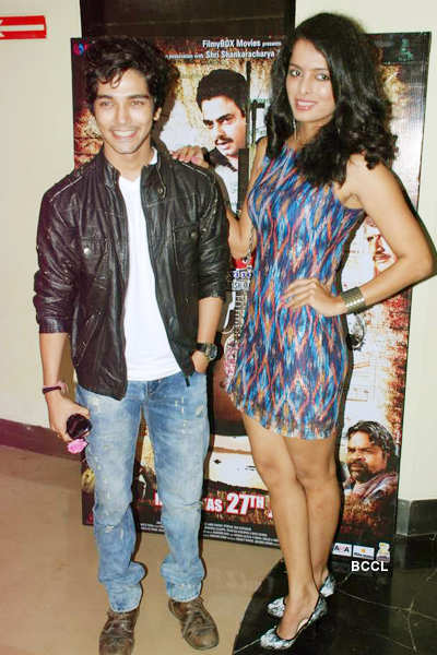 Movie 'Aalaap' promotion