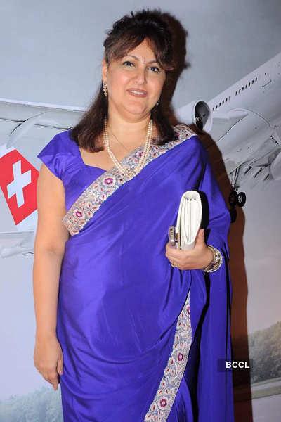 Narendra Kumar's Swiss calendar launch