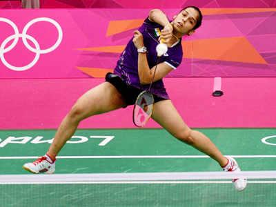 Badminton: Saina begins Olympic medal bid on strong note