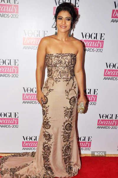 Vogue Beauty Awards'12