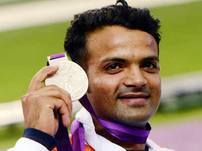 Shooting: Vijay Kumar wins silver in 25m Rapid Fire Pistol