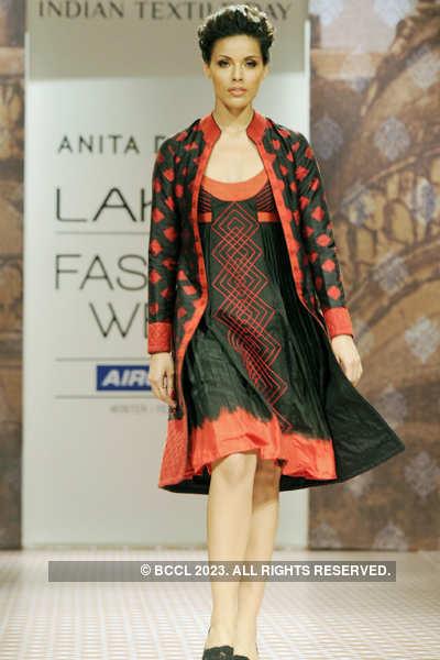 LFW '12: Day 3: Anita Dongre