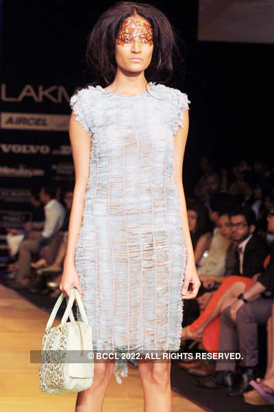 LFW'12: Day 4: Sanchita Ajjampur