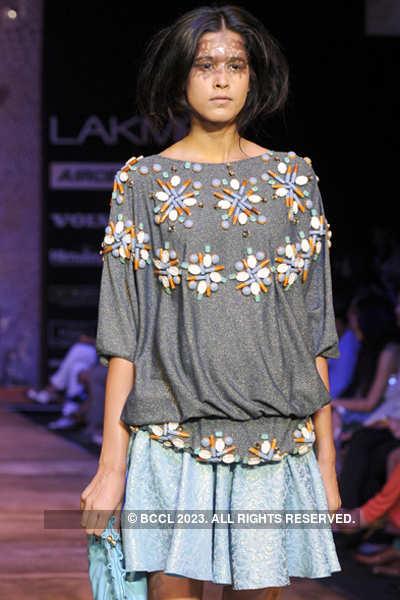 LFW'12: Day 4: Sanchita Ajjampur