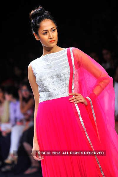 LFW '12: Day 5: Amrita Thakur