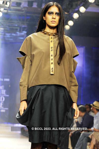 LFW'12: Grand Finale: Kallol Datta