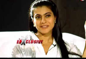 Kajol gets candid about motherhood, movies