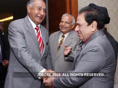 Reception for Fiji President