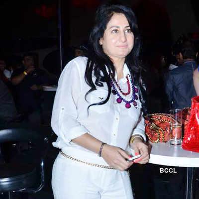 Gaurav Gupta's after-show party