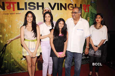 First look: 'English Vinglish'