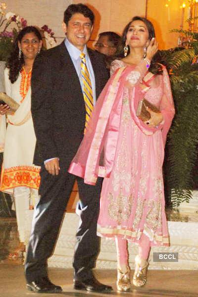 Abu-Sandeep's silver jubliee party