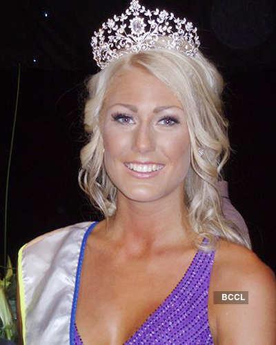Vanya @ Miss World 2012