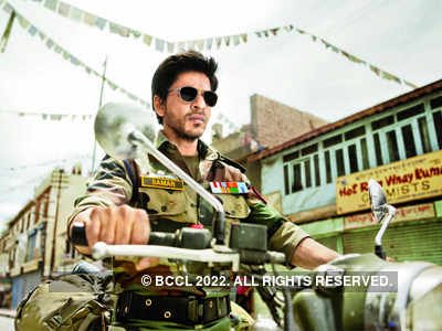 Jab Tak Hai Jaan: First Look