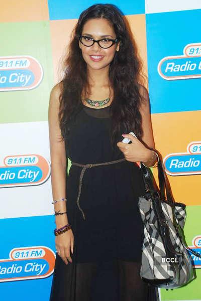 Esha Gupta @ Radiocity