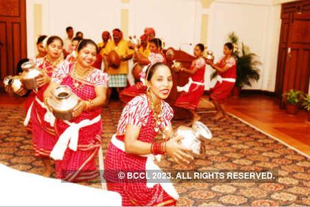 Culture event @ Dance Of Goa