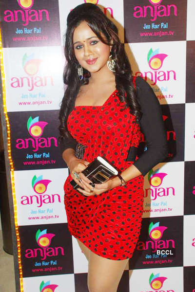 Launch of 'Anjan' TV