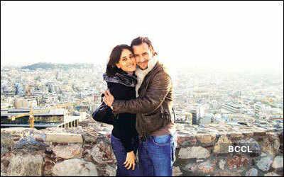 Saif-Kareena marriage in October, says Sharmila