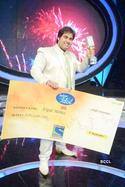 Vipul Mehta wins Indian Idol 6