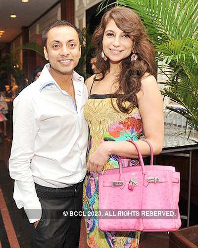 Rina Dhaka's post show party