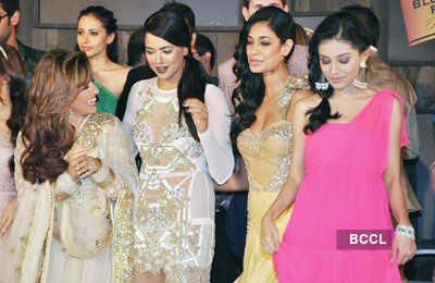 'Blenders Pride Fashion Tour' preview