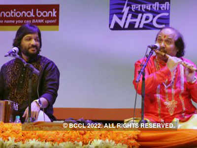 'Amar Jyoti' classical music performance