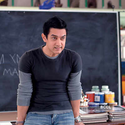Stars who immortalised teachers on screen