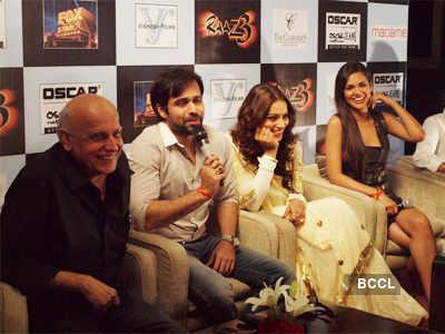 'Raaz 3' press conference