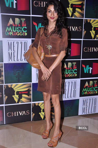 Celebs @ 'Chivas Art & Music Unplugged'
