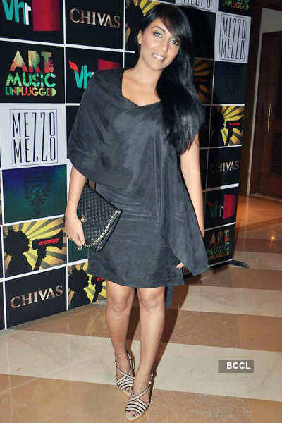 Celebs @ 'Chivas Art & Music Unplugged'