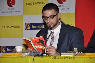 Piyush Jha's book launch
