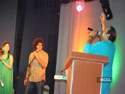 Ganraj Adhiraj @ Album launch