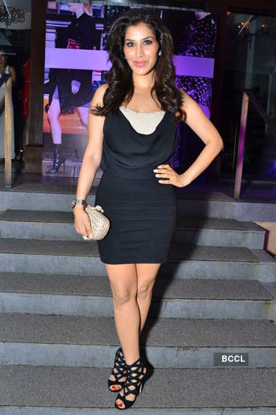 Celebs @ 'Jimmy Choo' store launch
