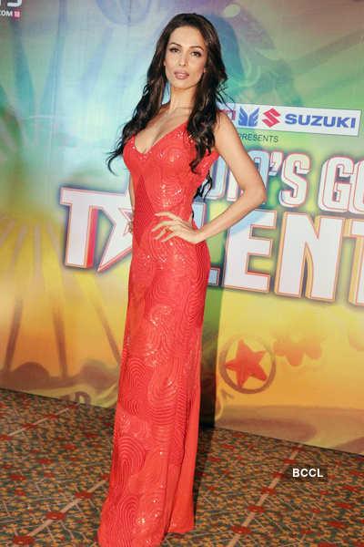 'India's Got Talent' launch