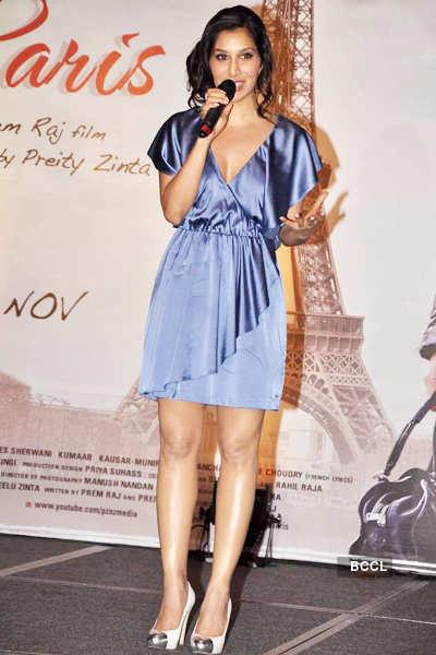 Music launch: 'Ishkq In Paris'