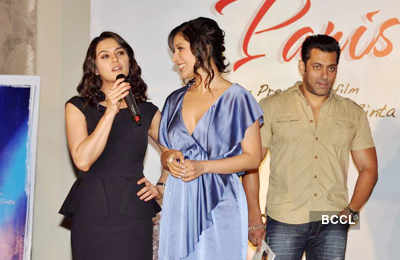 Music launch: 'Ishkq In Paris'