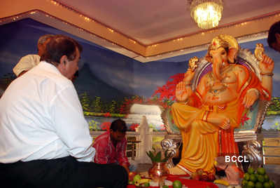 Ganesh festival @ RK Studio
