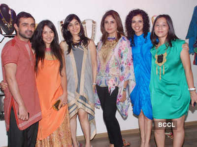 Celebs @ Atosa collection preview