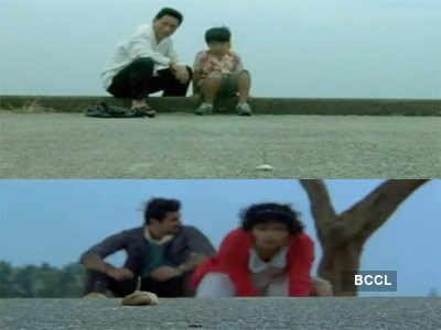 4 scenes that 'Barfi' copied!