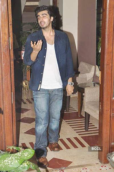 Ranbir Kapoor's birthday party