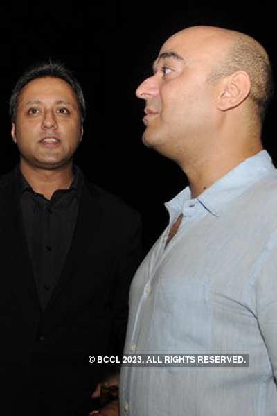 Rohit Bal's show