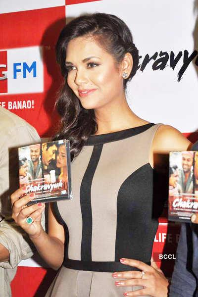 'Chakravyuh' cast @ BIG FM