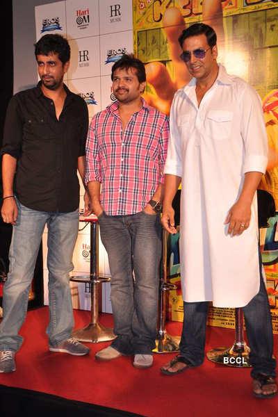 'Khiladi 786' trailer launch