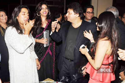 Anu-Shashi Ranjan's anniv. party
