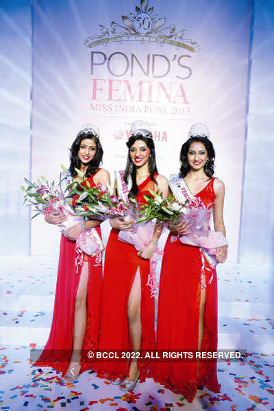 Pond's Femina Pune 2013 event