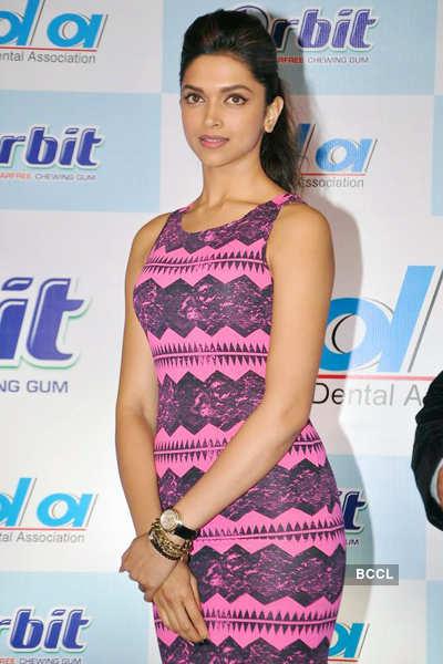 Deepika @ product launch