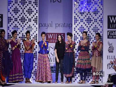 WIFW '12: Day 1: Payal Pratap
