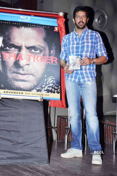 'Ek Tha Tiger' DVD launch