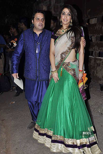 Kareena-Saif's sangeet ceremony