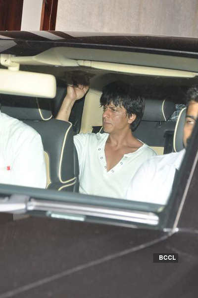 Zoya Akhtar's b'day party