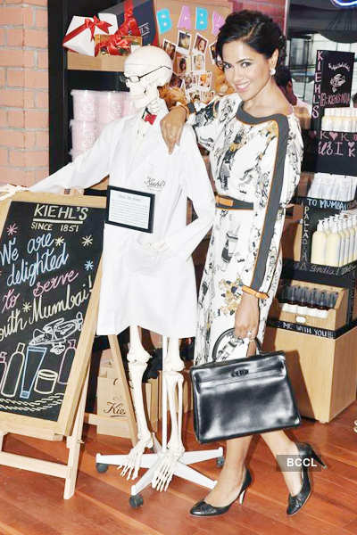 'Kiehl' store launch